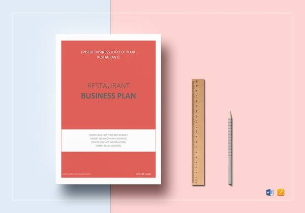 free 31 simple business plan templates in pdf ms word