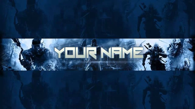 how to make youtube gaming banner 2016 youtube