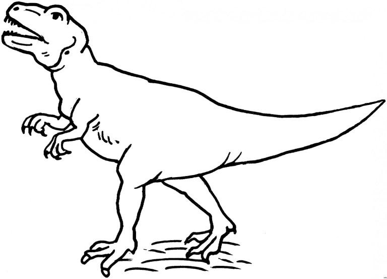 t rex coloring page Best Collections of Malvorlagen Dinosaurier T rex uploadertalk
