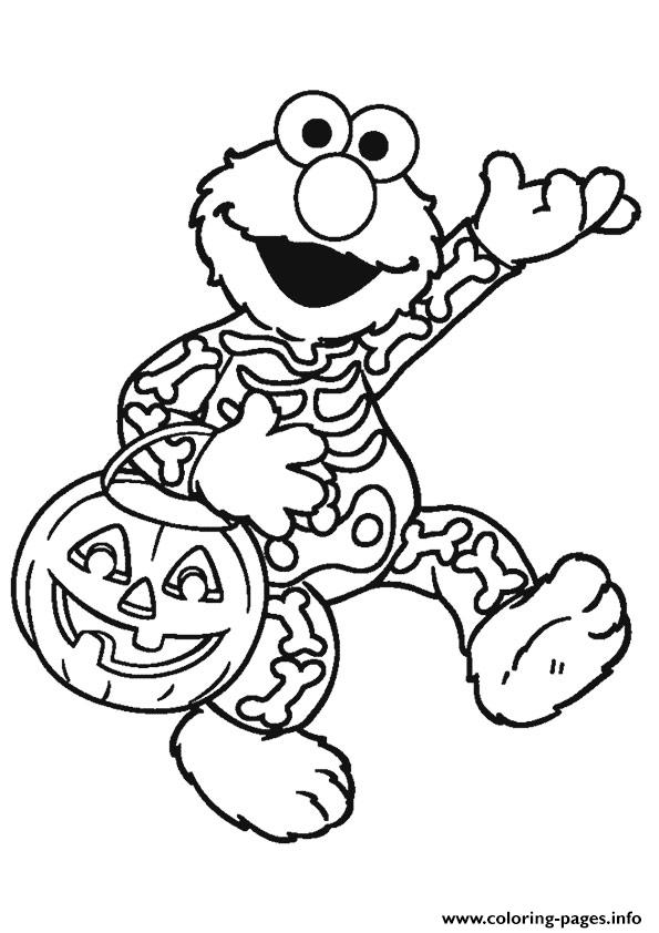 Free Download Disney Halloween Coloring Pages