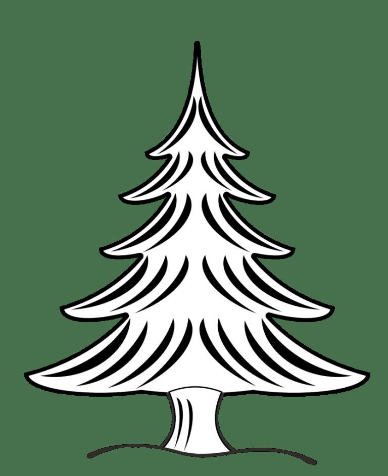 Christmas Tree Drawing Download