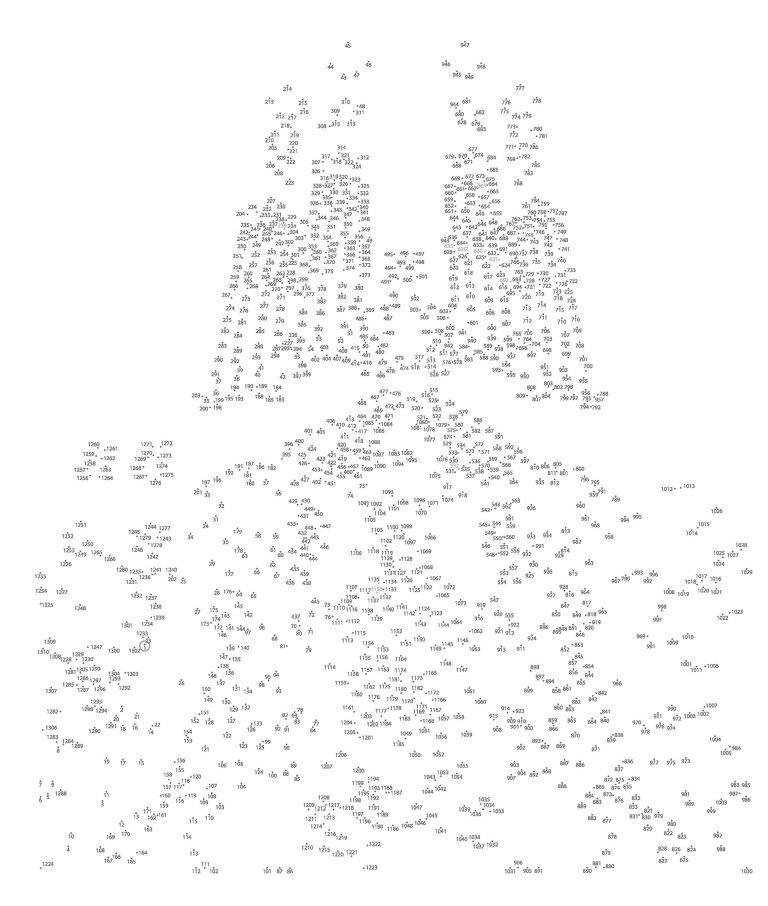 Extreme Dot To Dot Printables