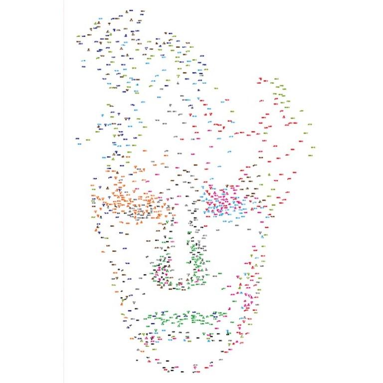 Face Dot To Dot