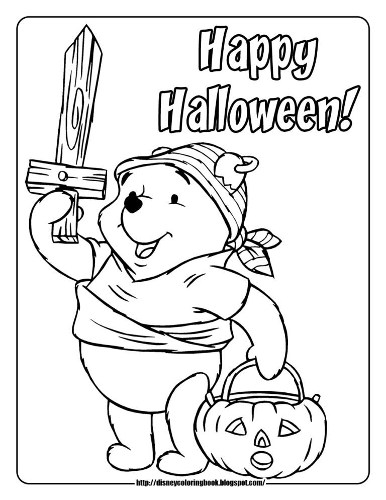 pooh and friends halloween 2021 free disney halloween