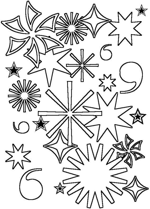 4th of july coloring pages all cartoon