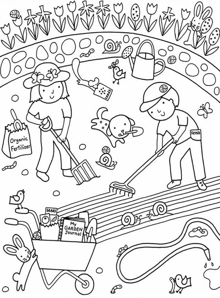 all loves the little children coloring pages printable