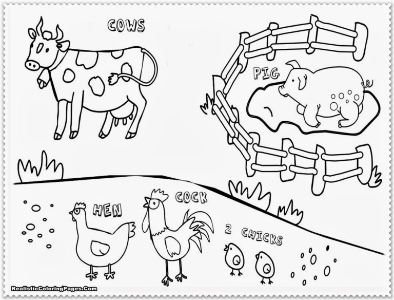 back at the barnyard coloring pages free downloads