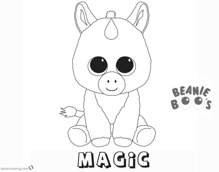 Beanie Boo Printables