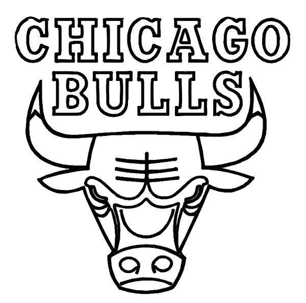 Chicago Bulls Coloring Book