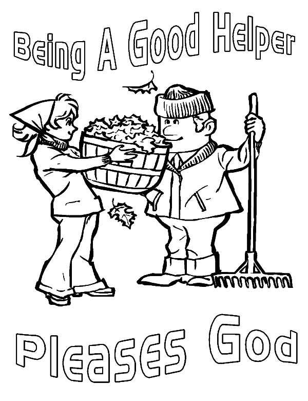 Choose Kindness Coloring Pages