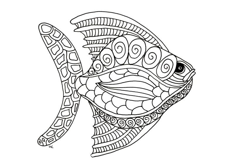 coloring animal mandala pages