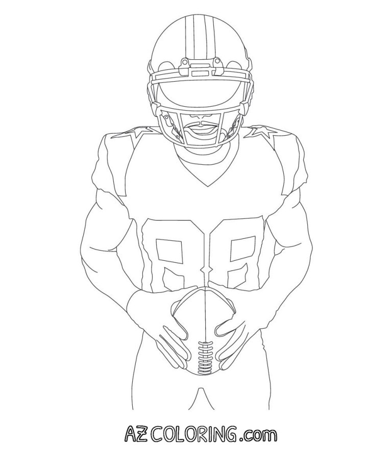 Cowboy Printable Coloring Pages