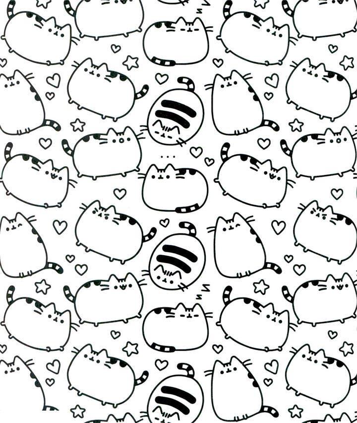 Images Of Pusheen Cat