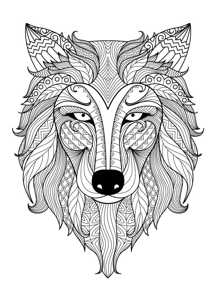 incredible design for adult coloring online