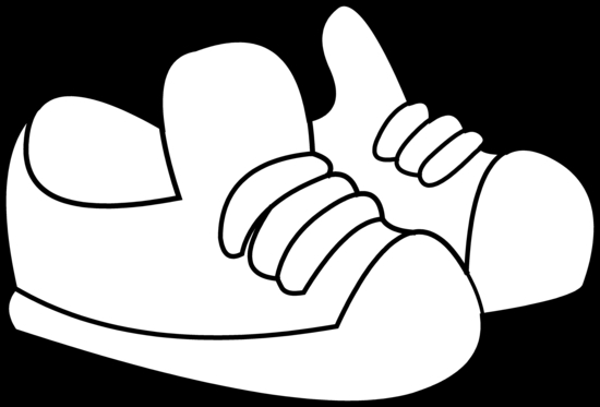 kids sneakers coloring page free unique for kids