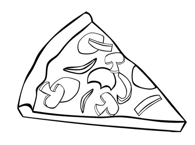 Pizza Print Out