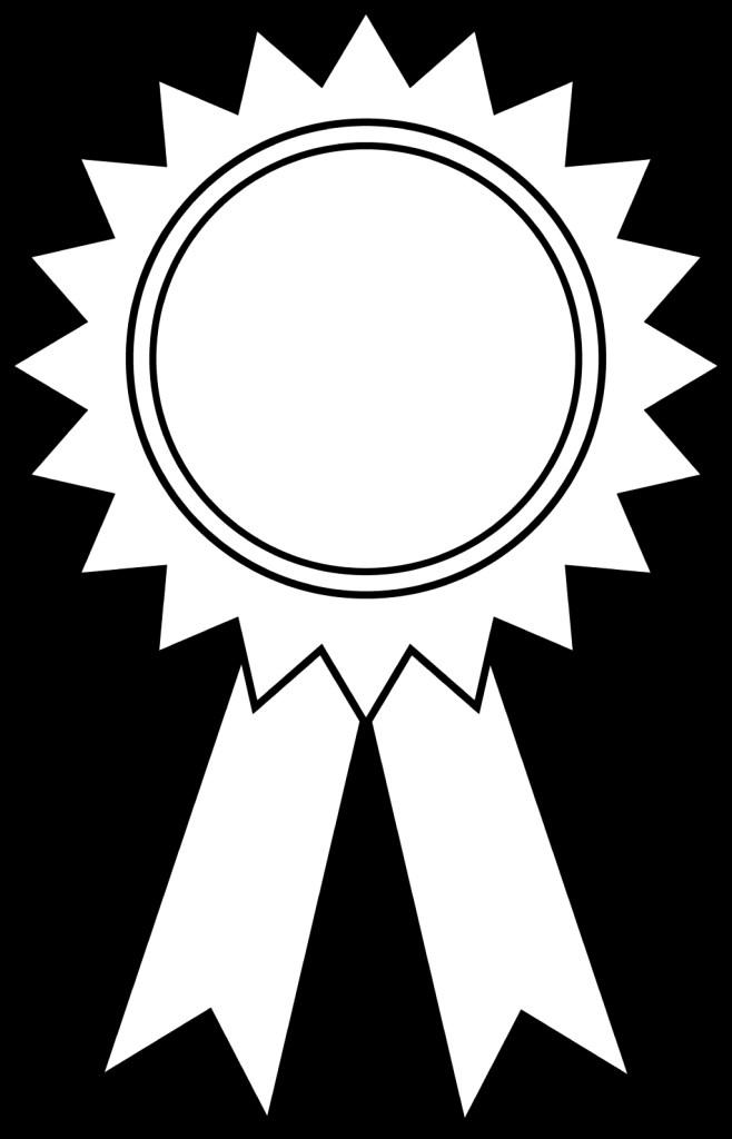 printable award ribbons cancer ribbon coloring free downloads