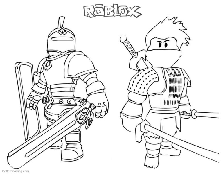 Roblox Adopt Me Coloring Pages Printable
