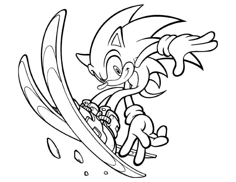 Sonic Printables