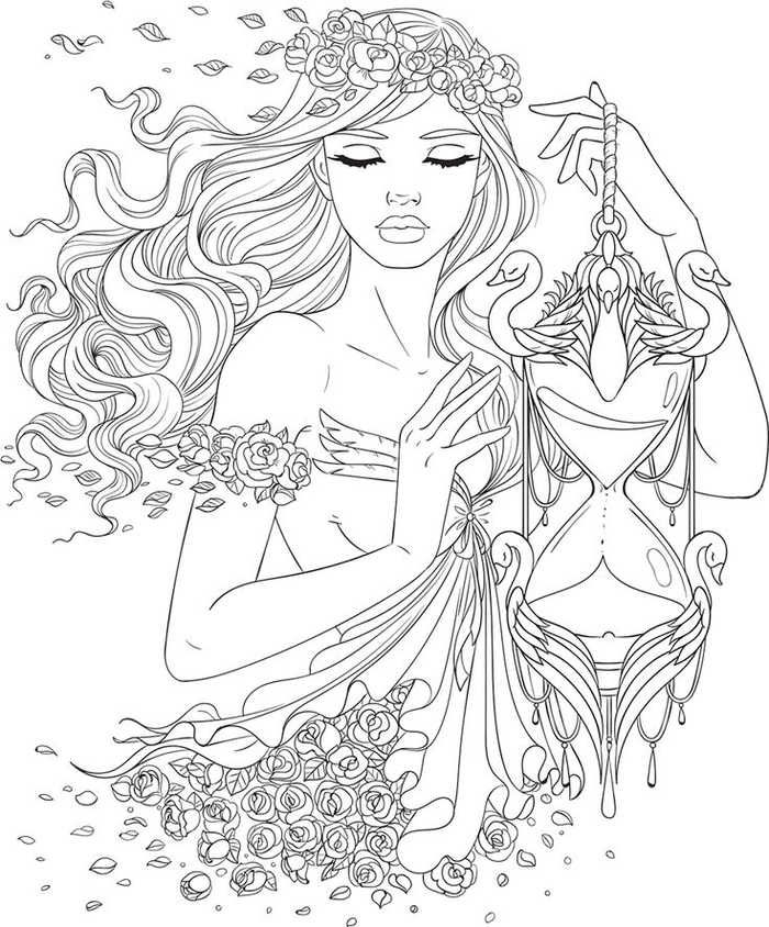 teen coloring pages coloring print