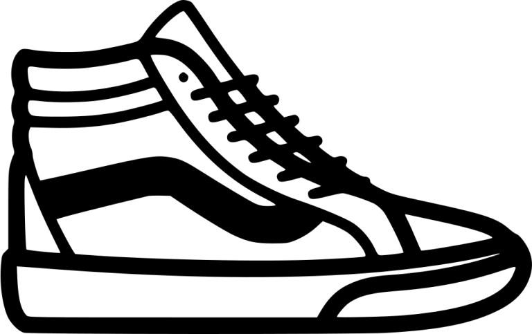 vans shoe sk hi svg png icon free download 473629