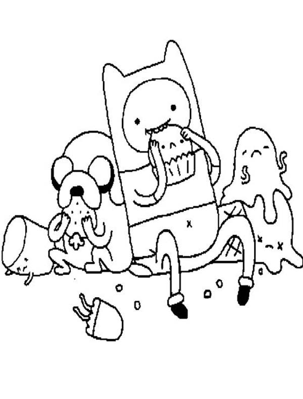 adventure time finn and jack images