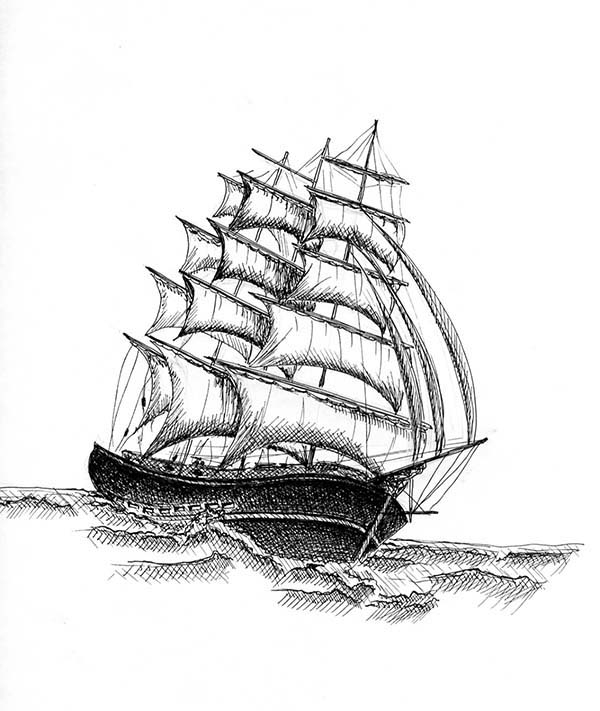 Lego Pirate Coloring Pages