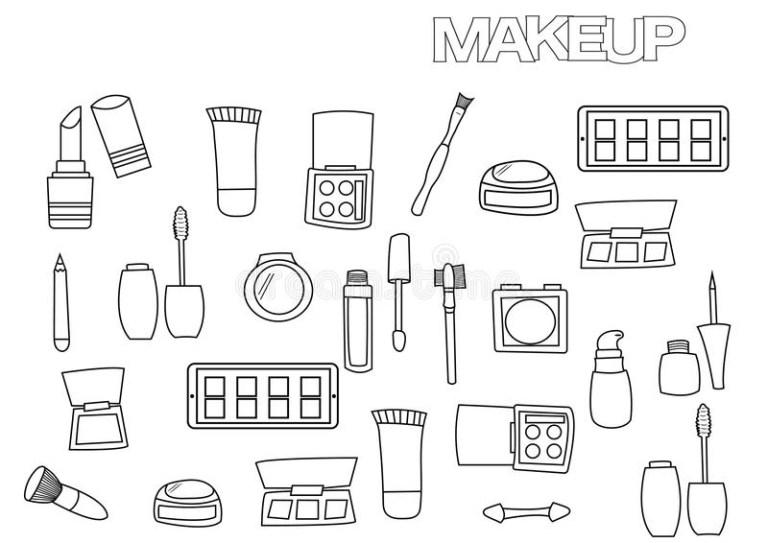 Makeup Printable