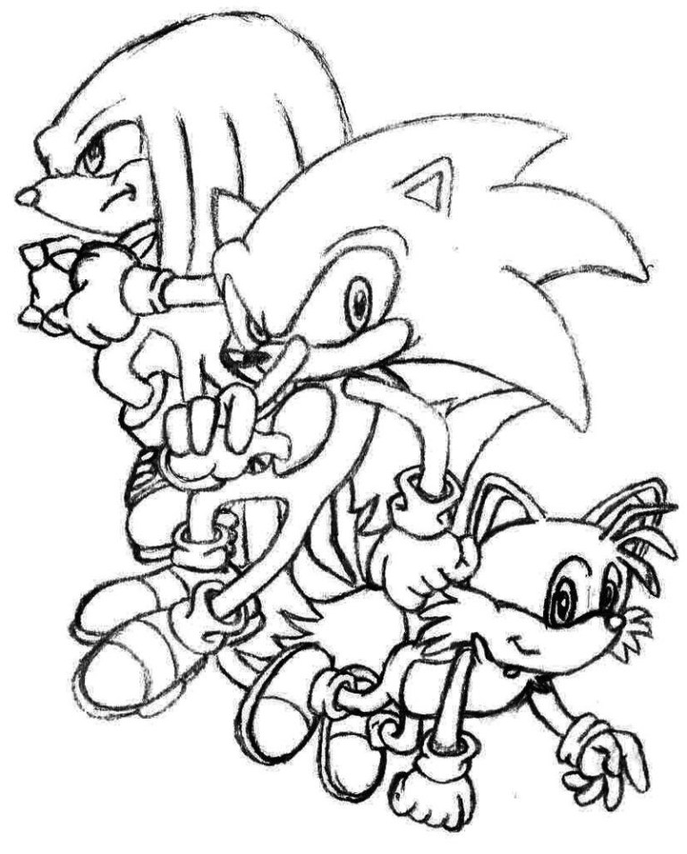 Pictures Of Sonic And Tails