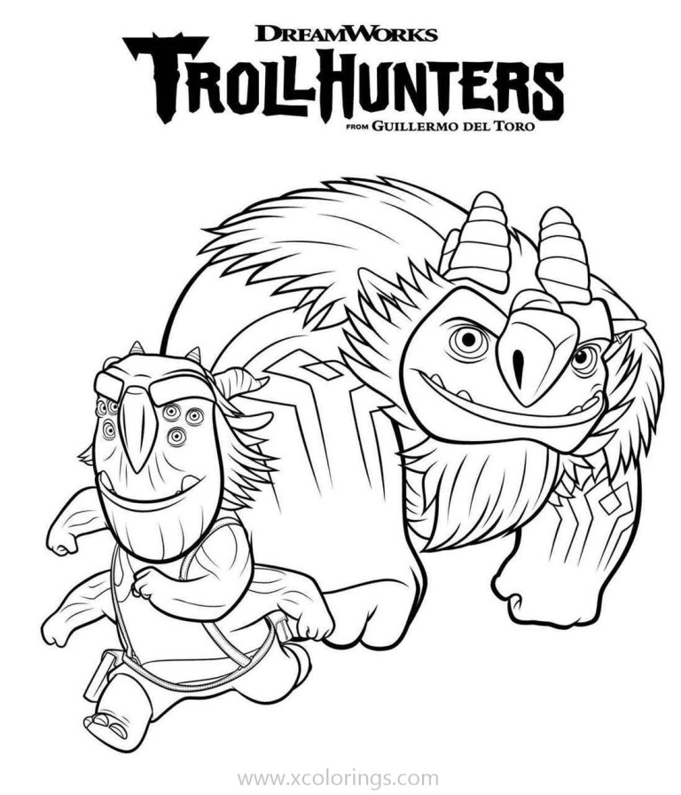 Pictures Of Trollhunters