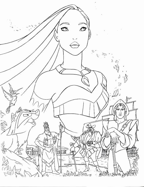 Pocahontas Sheets