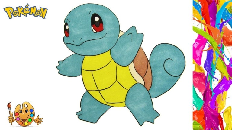Pokemon Squirtle Pictures