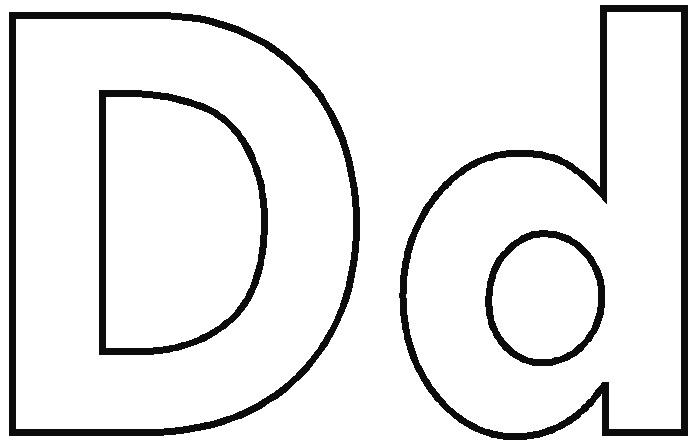 Printable D