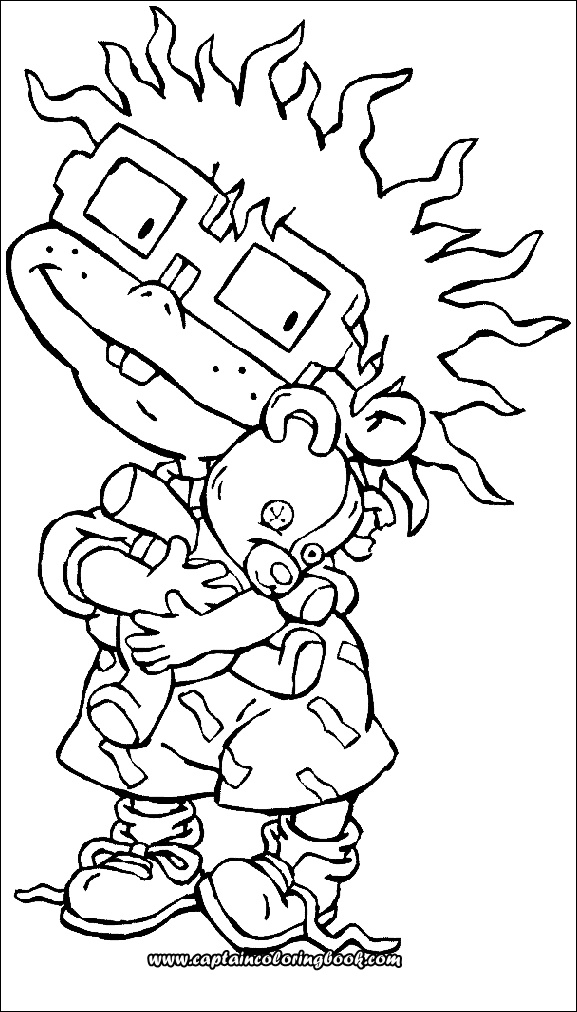 Rug Rats Coloring Pages