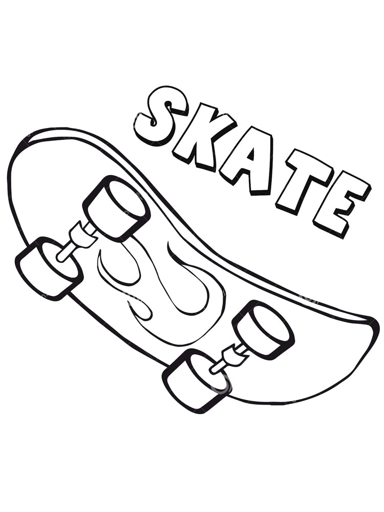 Skateboard Pictures To Print