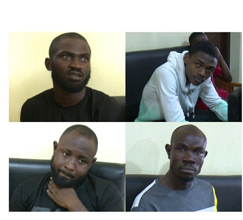 4 Abuja Internet fraudsters sent to prison