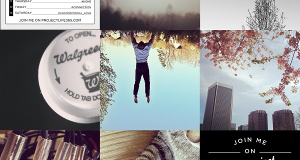 Project Life 365: Week 15