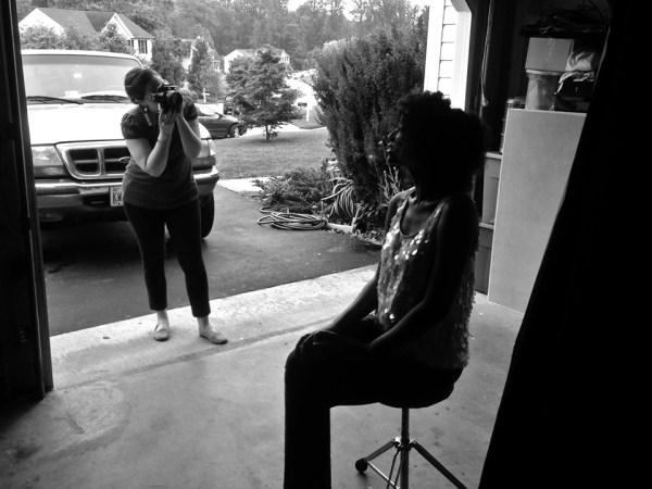 Off Camera Flash Tests | Simple Homemade Studio