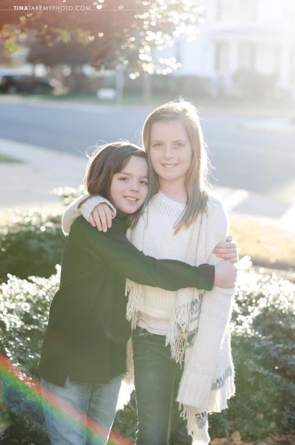 VA-virginia-family-photographer-kids-children-siblings-sunny-ashland-randolph-macon-sisters-sunflare-rainbow