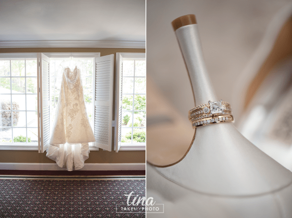 wedding-photographer-lace-dress-window-ring-bands-diamond-shoes-details-summer-brandermill-country-club-virginia