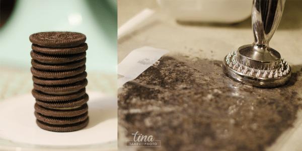 Oreo-Cheesecake-Bites-Peanut-Butter-Ganache-Holiday-Baking-Treat-Bite-Size-Dessert-RIchmond-Virginia-Photographer-Food-Step-1