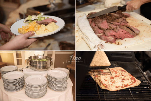 food-dinner-prime-rib-mac-cheese-grilled-pizza-meal-Richmond-virginia-wedding-photographer-tina-take-my-photo-fall-celebrations-reservoir-midlothian