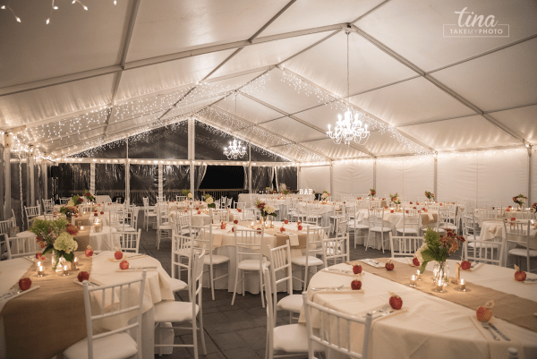 reception-tables-decor-apples-chandeliers-tent-Richmond-virginia-wedding-photographer-tina-take-my-photo-midlothian-fall-celebrations-reservoir