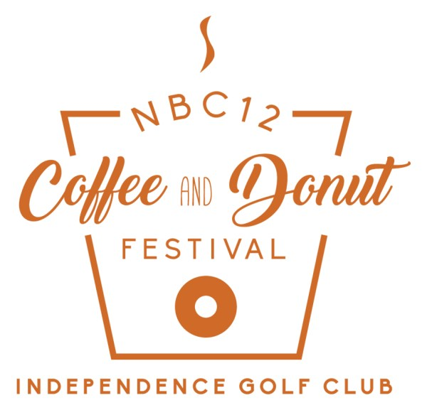 NBC12 Coffee and Donut Fest Logo