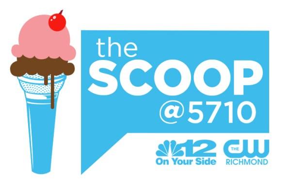 NBC12 Newsletter Logo Design