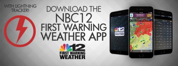 NBC12 App Web Ad