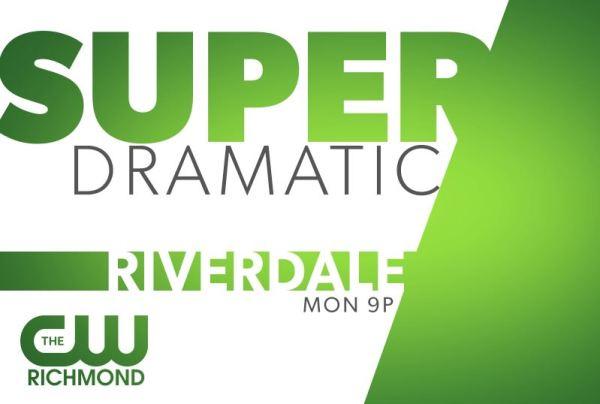 CW Richmond Campaign Graphic Treatment