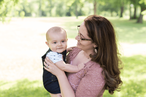 1st Mother's Day RVA Mom Family Photographer