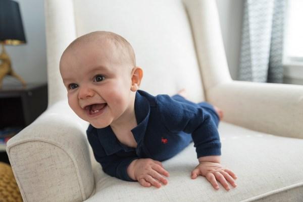 9 Month Photos RVA Virginia Family Photographer