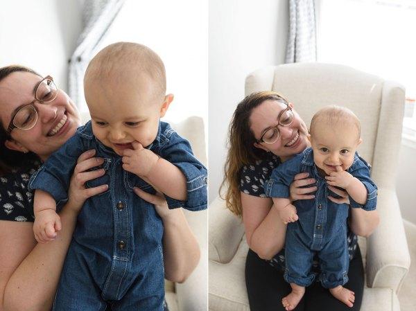 11 month baby photos rva family photographer